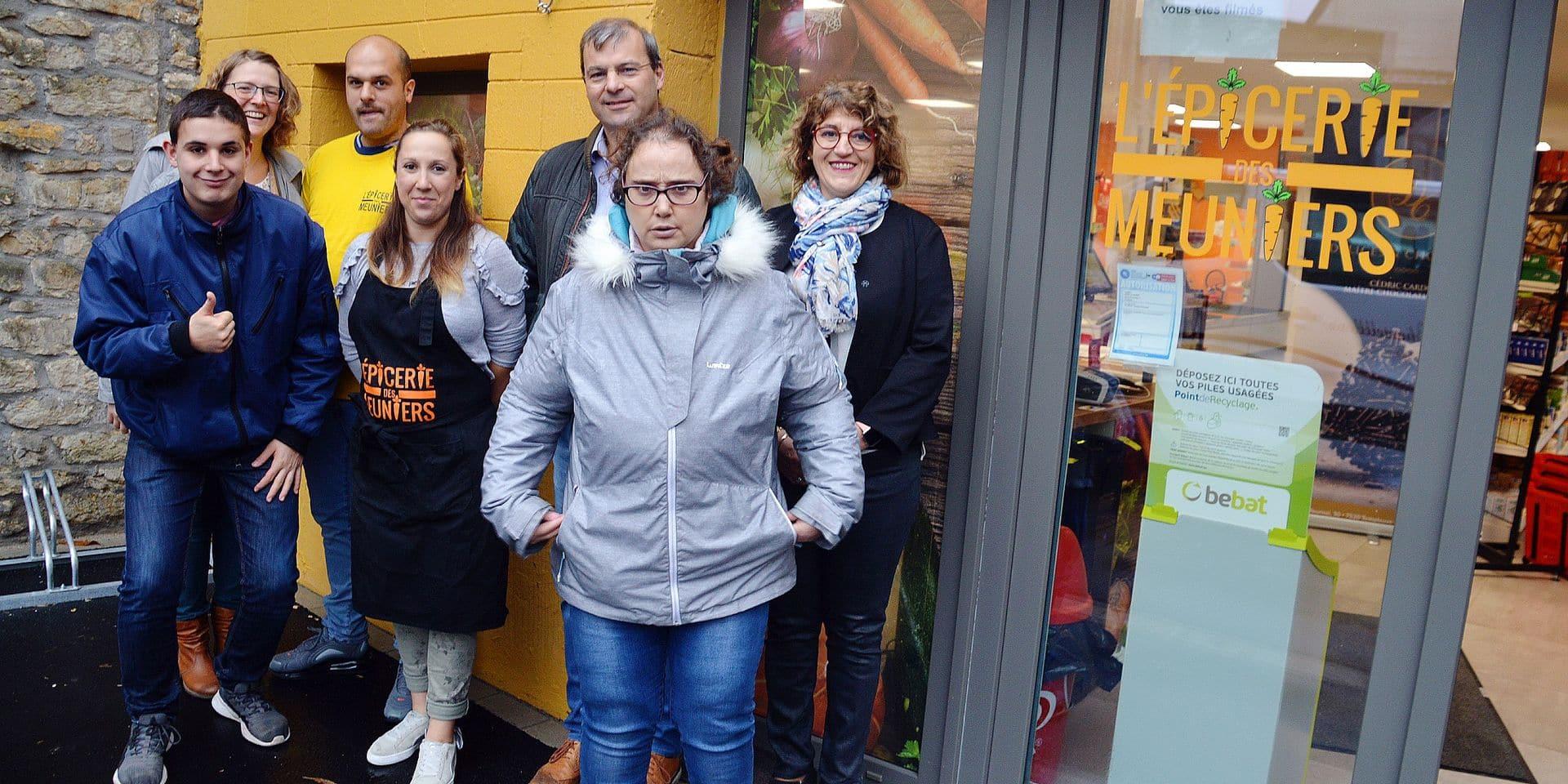 Meunier, tu dors à Stambruges ? Ton épicerie est ouverte !