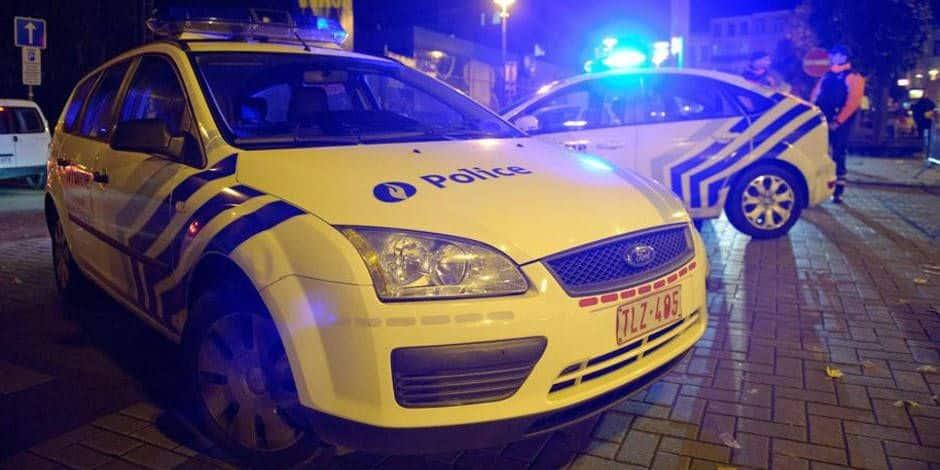 Liège : interpellés après avoir fracturés plusieurs véhicules en stationnement