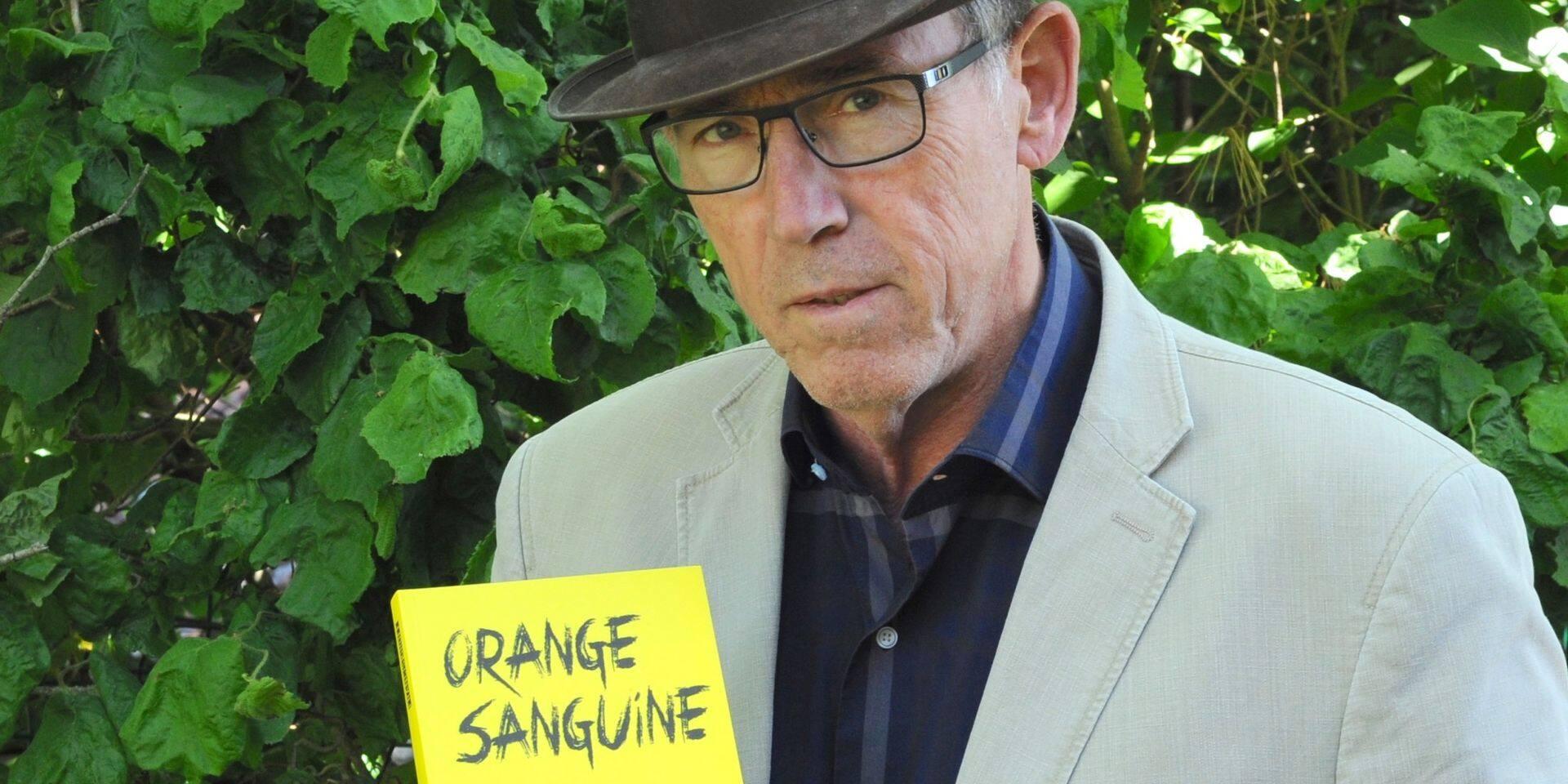 Orange sanguine, massacre au carnaval de Binche