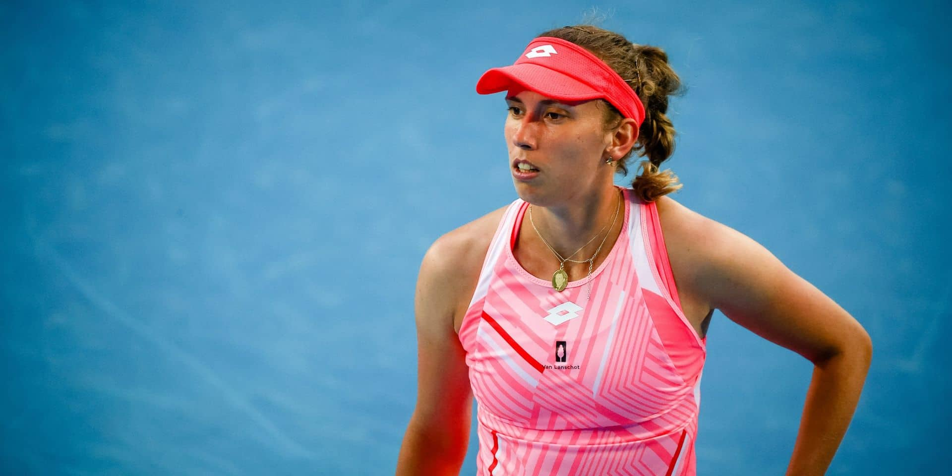 Elise Mertens forfait à Saint-Pétersbourg, Kirsten Flipkens débute face à Katerina Siniakova