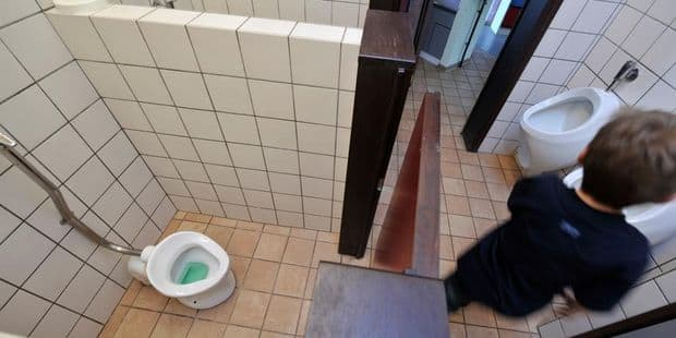 Les toilettes de plusieurs écoles bruxelloises seront plus propres - La DH