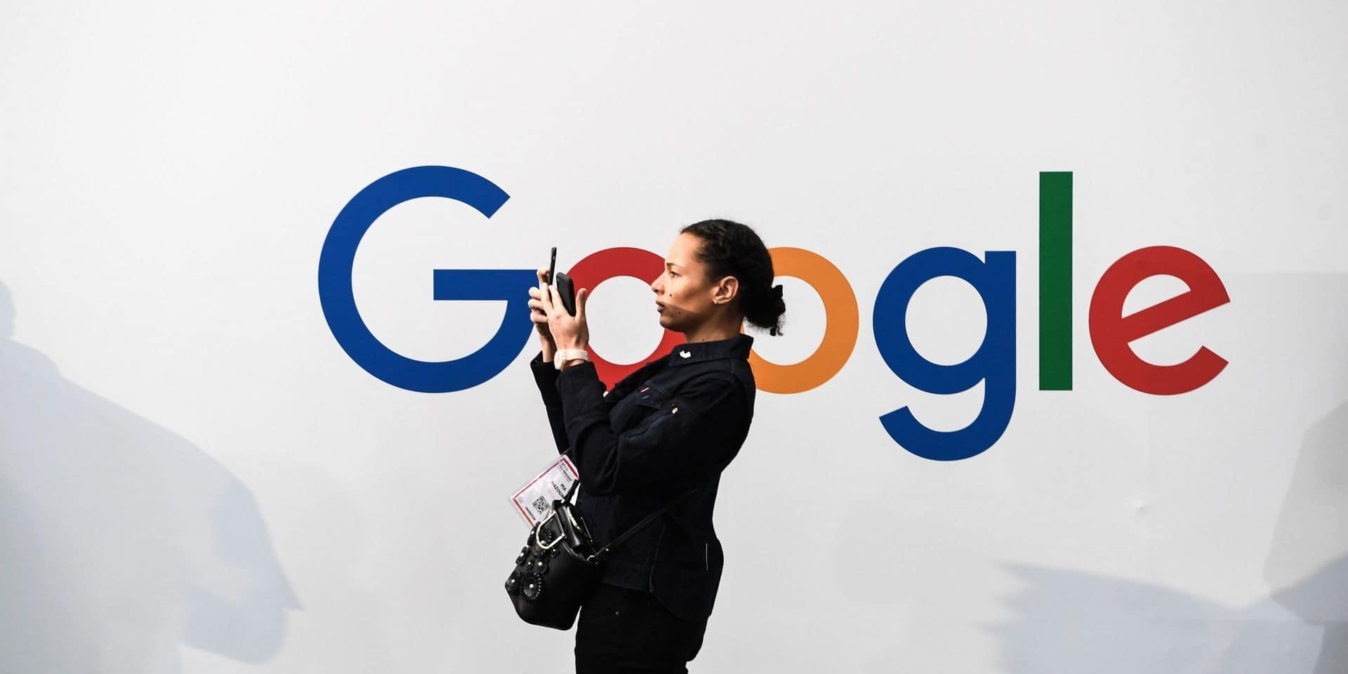 Nouvelle plainte en Belgique contre Google et les publicités ciblées