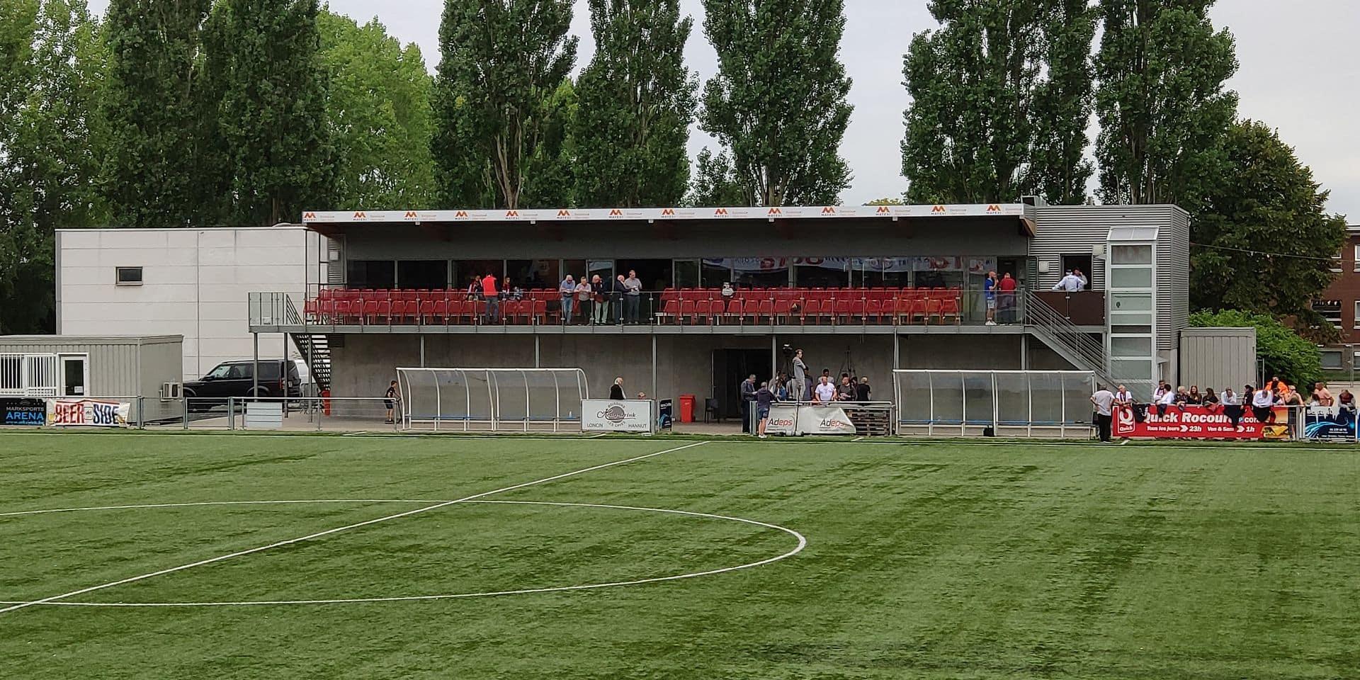 Le RFC Liège rebaptise son espace VIP