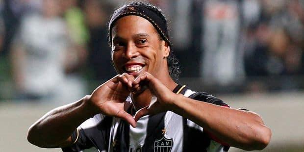 Non, Ronaldinho ne va pas se marier avec deux femmes - La DH