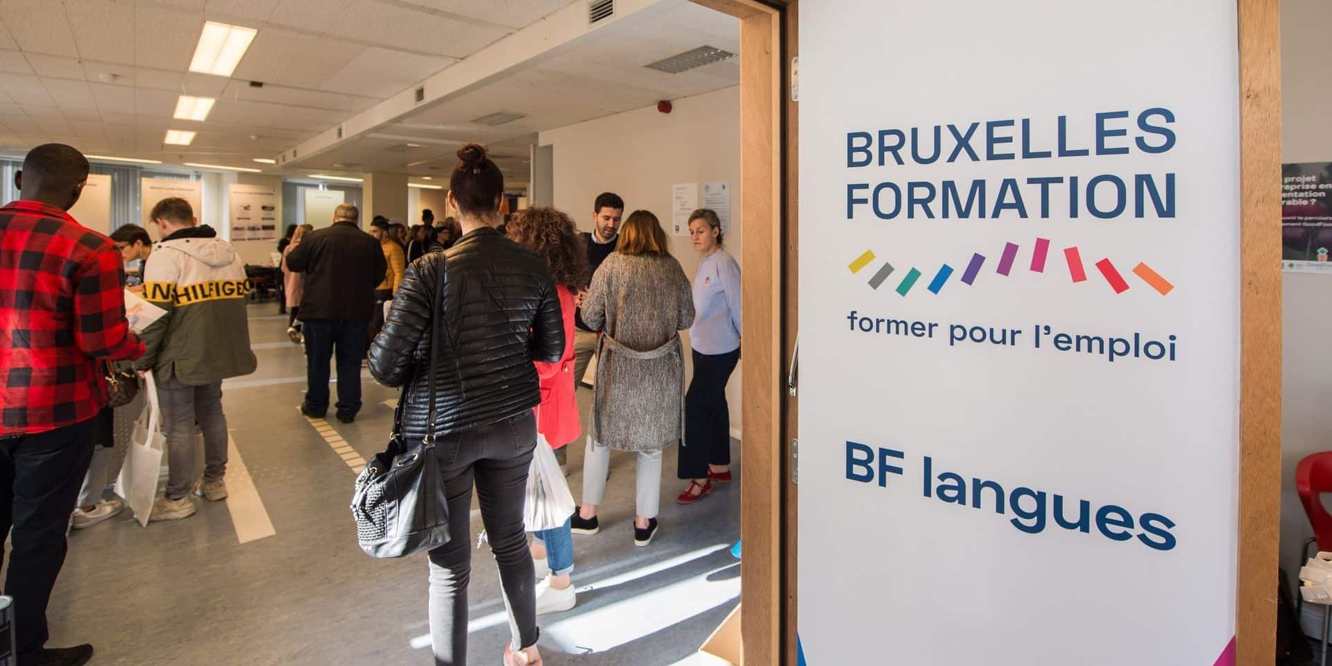 """""""Moi, quand j'ai réussi ma formation !"""" : Bruxelles Formation recrute de nouveaux stagiaires"""