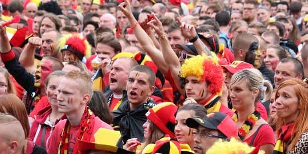 Les Diables sur écran géant sur la place Reine Astrid à Tournai: ce qu'il faut savoir pour participer à la fête ! - La D...
