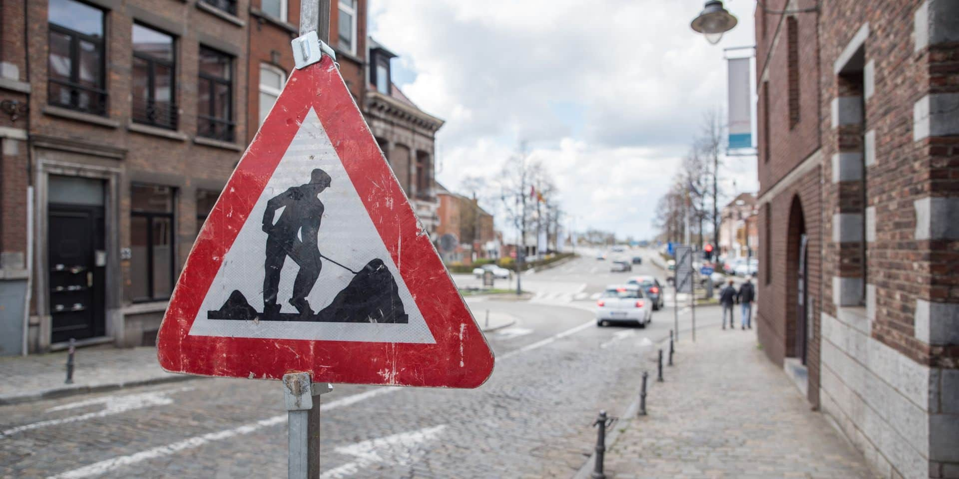 Braine-le-Comte : La circulation et le stationnement en centre-ville modifiés par des travaux