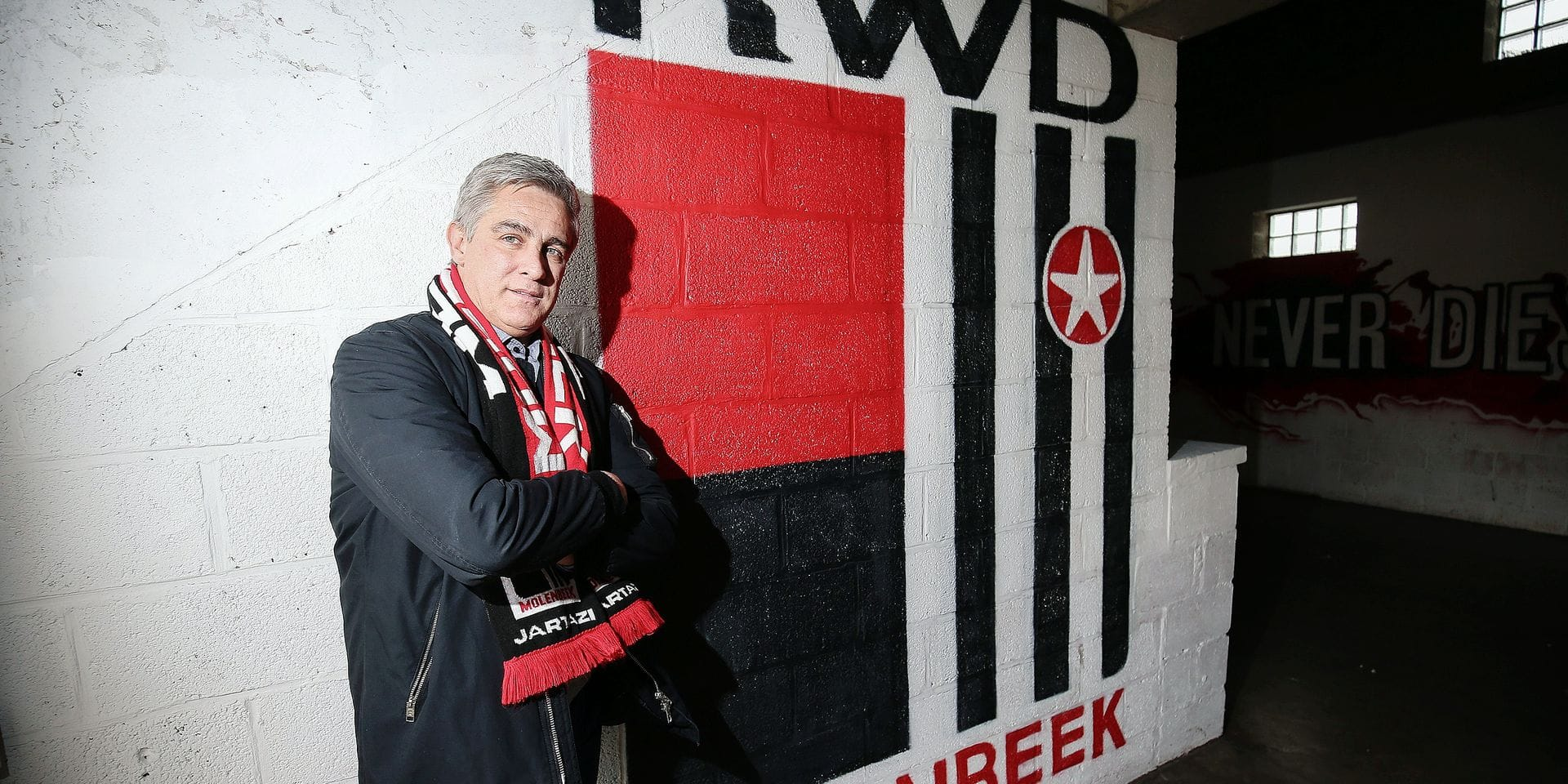 RWDM General Manager Thierry Dailly pictured during a photoshoot in Brussels, Thursday 10 March 2016. BELGA PHOTO BRUNO FAHY