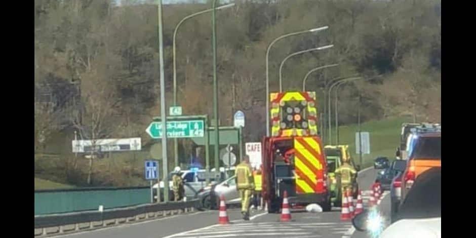 Saint-Vith : Deux voitures se percutent