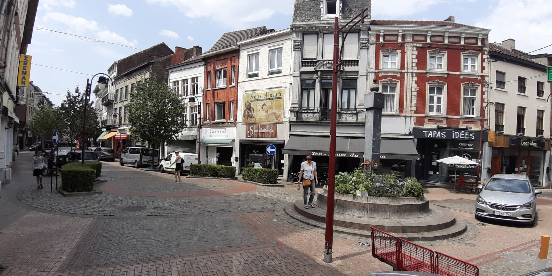 Châtelet: le visage du centre-ville changera prochainement