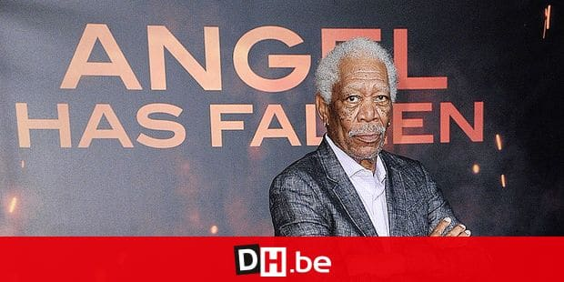 """Morgan Freeman attends a photo call for """"Angel Has Fallen"""" at the Four Seasons Hotel on Friday, Aug. 16, 2019, in Los Angeles. (Photo by Richard Shotwell/Invision/AP)"""