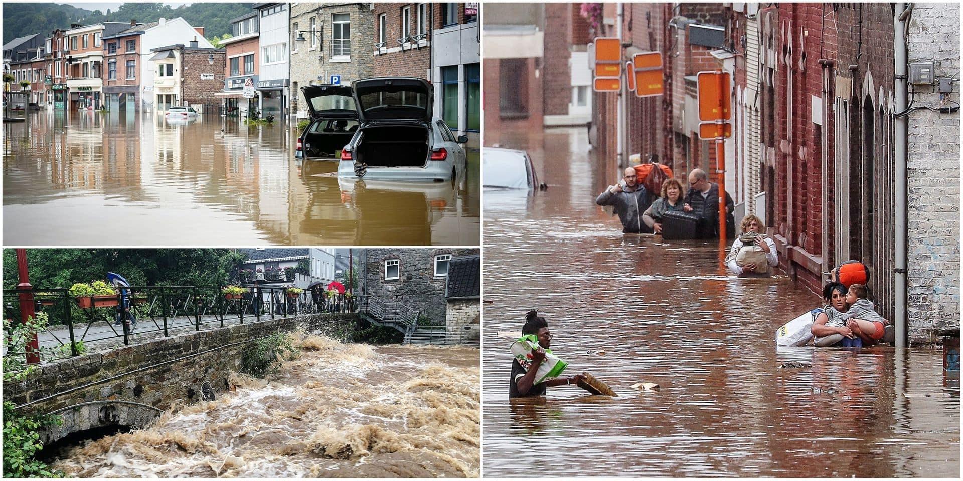 Chronologie d'une catastrophe : ce qu'on sait et ce qu'on ignore des inondations meurtrières qui ont frappé la Wallonie