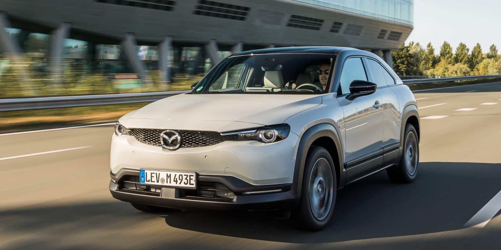 Mazda lance son offensive électrique