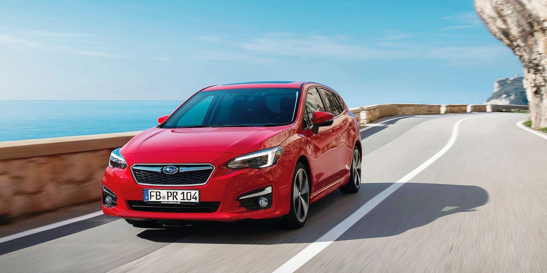 Essai Auto : nouvelle Subaru Impreza, plus rien à voir avec sa devancière