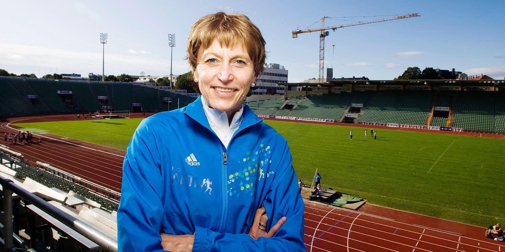 Grete Waits, la première femme à être descendue en dessous des 2H30 sous marathon