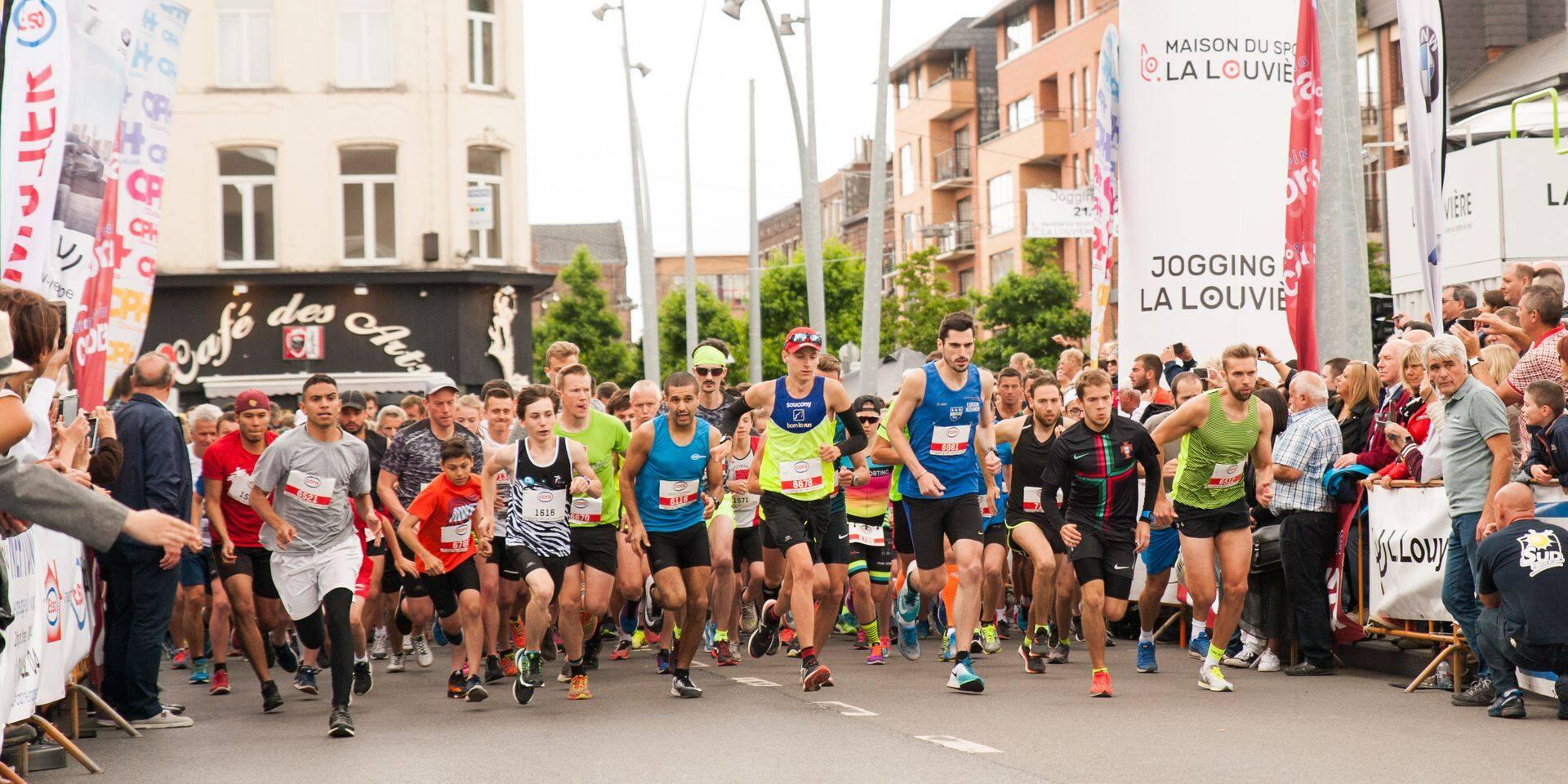 Le Jogging de La Louvière va-t-il encore battre des records?
