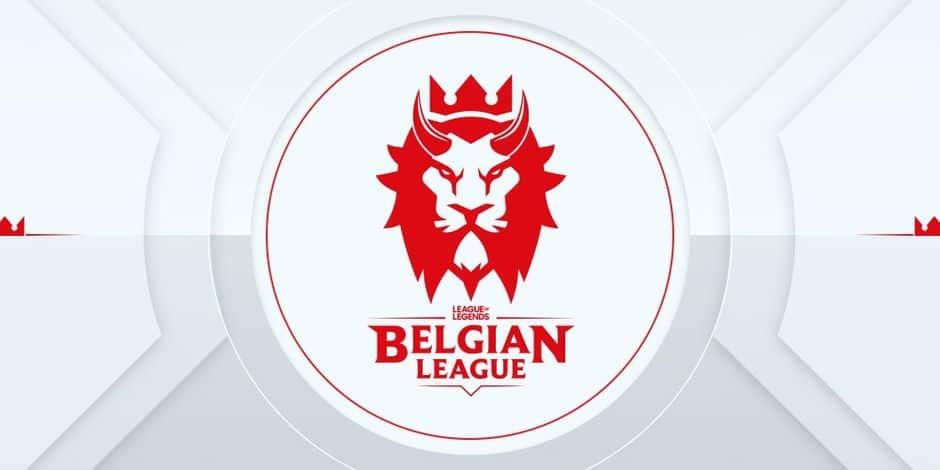 J-2 avant la League of Legends Belgian League
