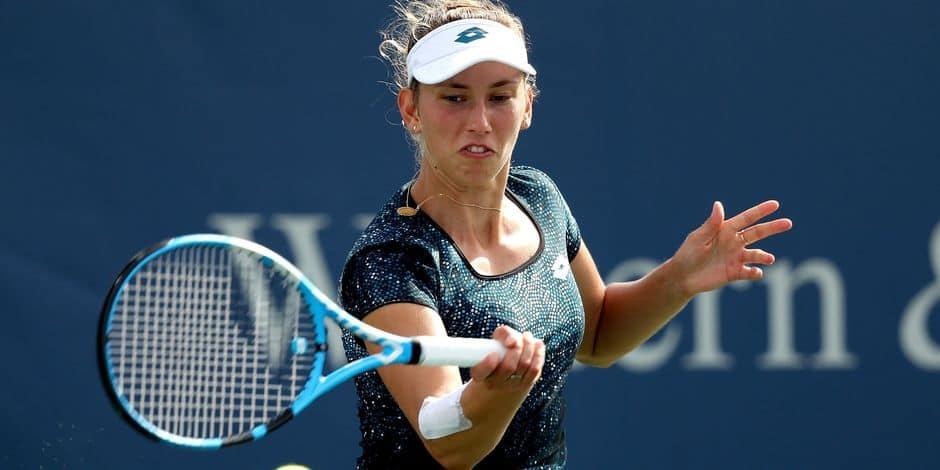 Mertens élimine Stephens et rejoint les quarts — WTA Cincinnati