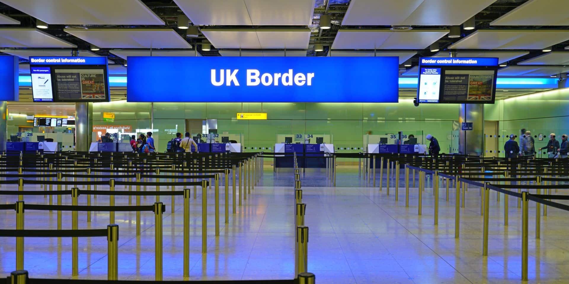 Passeport obligatoire au Royaume-Uni: les voyageurs Tournaisiens optent pour d'autres destinations