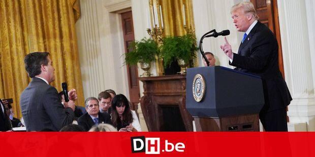 CNN traîne la Maison Blanche en justice