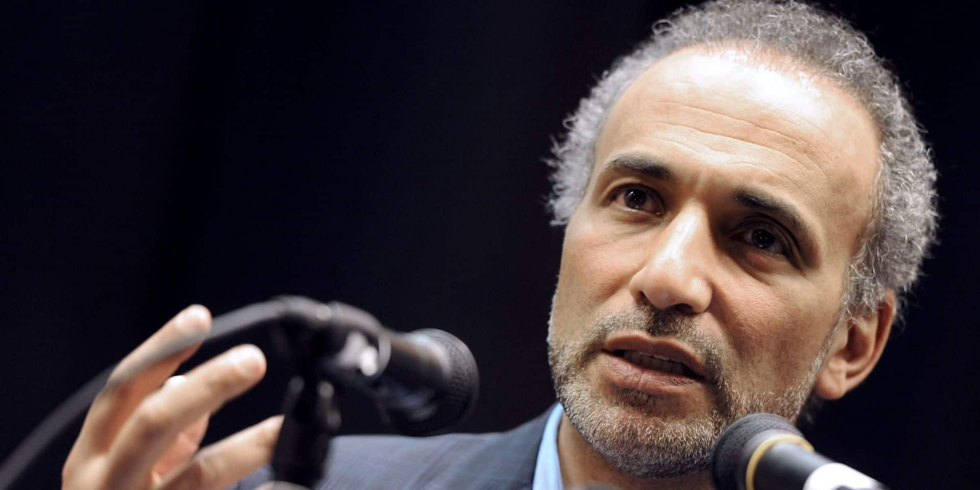 Une accusatrice de Tariq Ramadan veut faire interdire la sortie de son livre