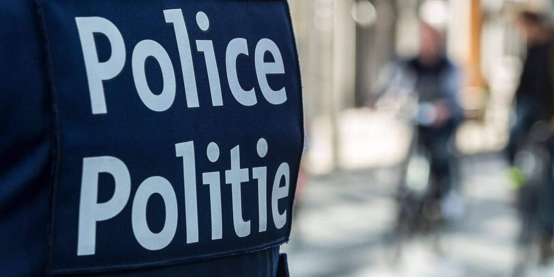 Un conducteur dangereux pris en chasse par la police en marge de la braderie d'Eghezée