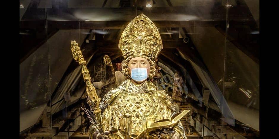 Liège : le Trésor de la Cathédrale a rouvert ses portes