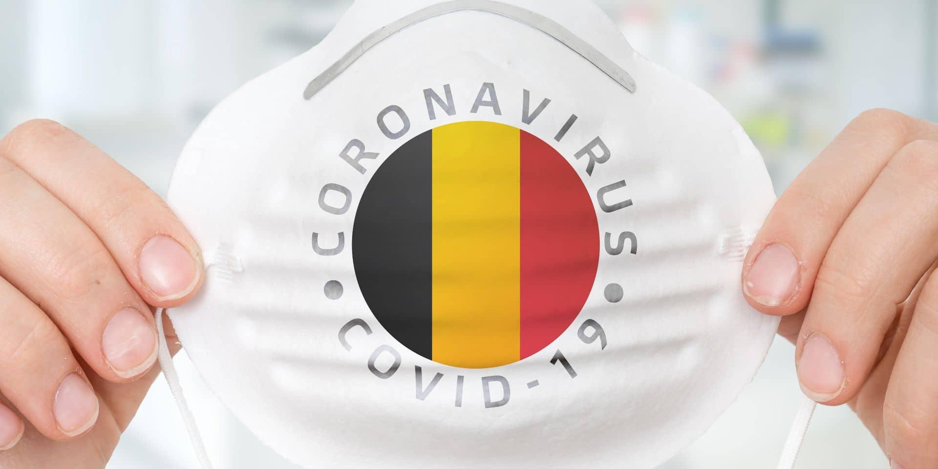Coronavirus en Belgique: hausse importante des nouvelles hospitalisations, le taux de reproduction du virus remonte à 1,02