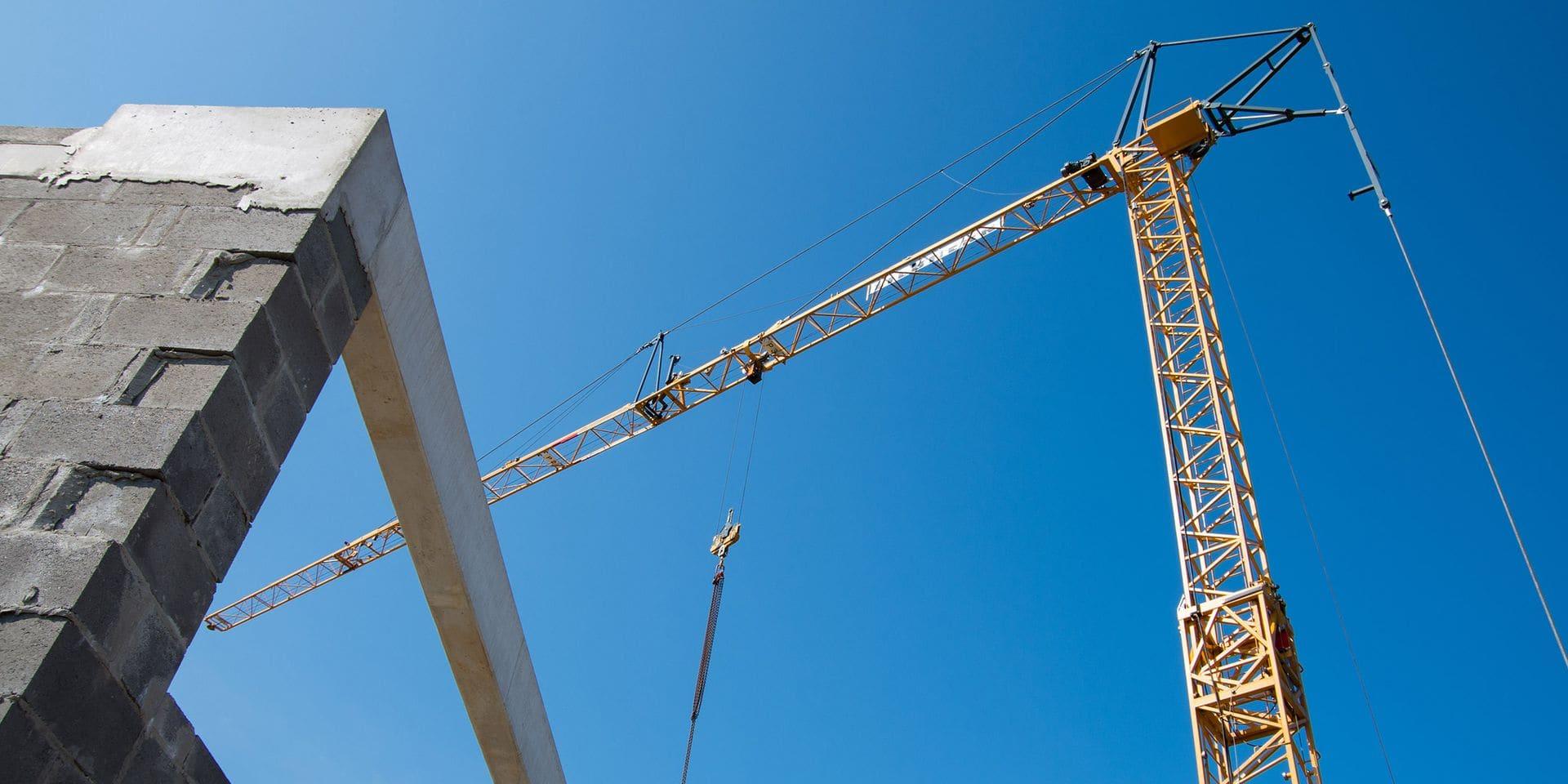 """Trouvez un emploi dans la construction: un """"super jobday"""" à Charleroi le 21 octobre"""