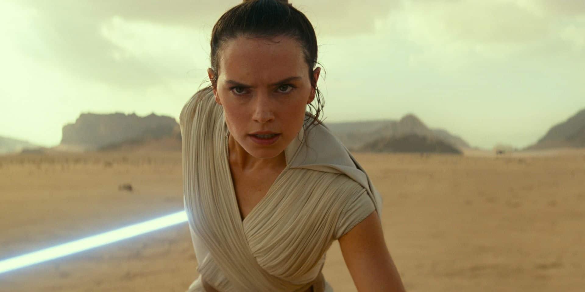 La galère de Daisy Ridley : elle est restée plus d'un an sans tourner depuis Star Wars !