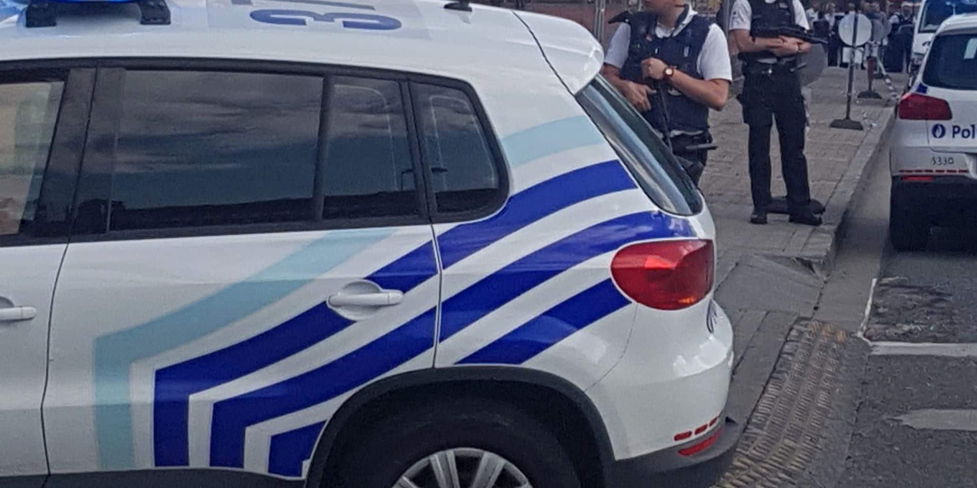Une vendeuse agressée sexuellement dans une boutique à Charleroi