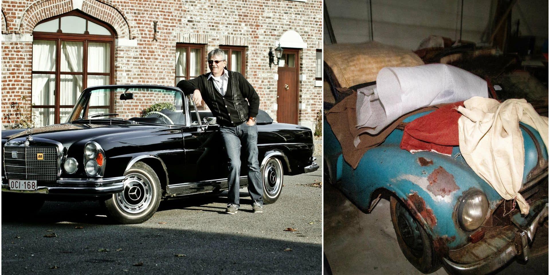 L'incroyable histoire d'un garagiste belge : il vend la BMW 1938 d'Eva Braun, la maîtresse d'Adolf Hitler!