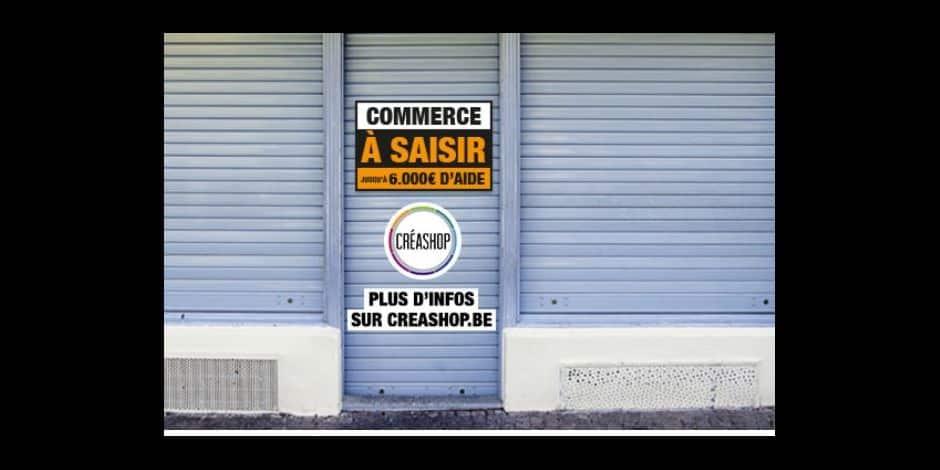 Gembloux : une prime communale supplémentaire pour les nouveaux commerces : jusqu'à 9000 euros