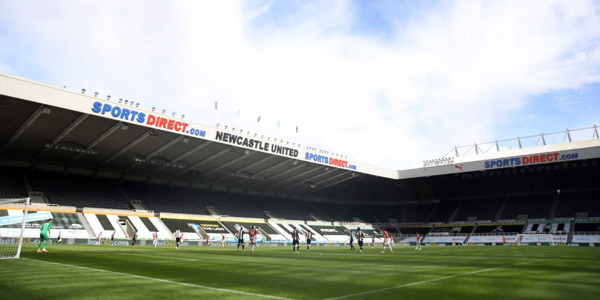 Newcastle : La Premier League approuve le rachat du club par un fonds saoudien