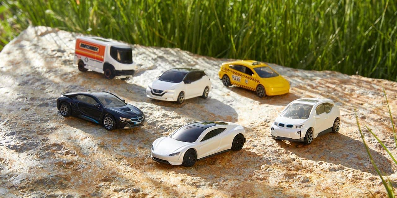 Matchbox rend la voiture miniature plus respectueuse de l'environnement