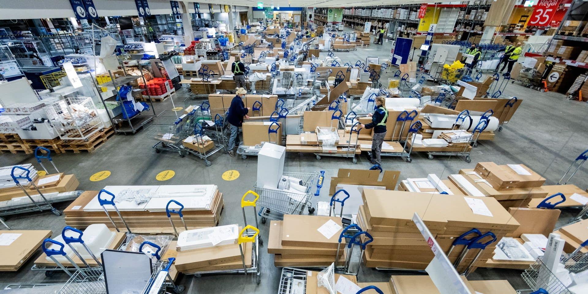 Ikea, roi de l'e-commerce