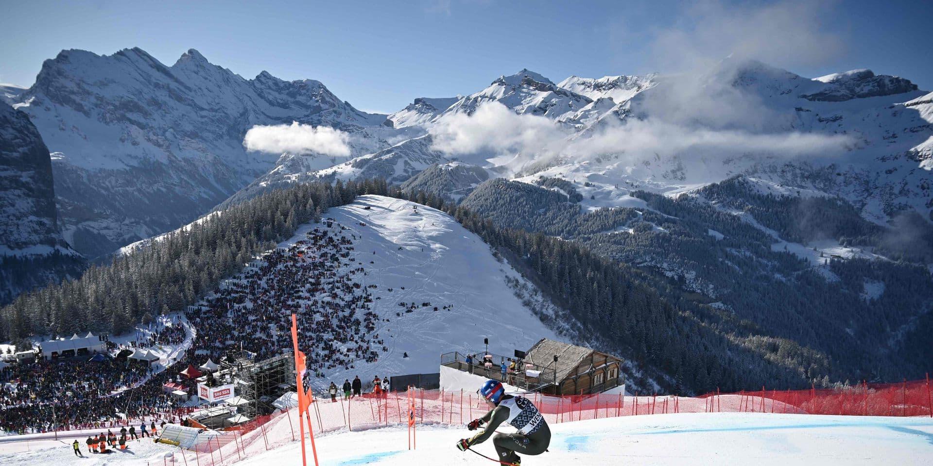 Coupe du monde de ski alpin (m): l'étape de Wengen annulée à cause du coronavirus, Kitzbühel reprend deux courses