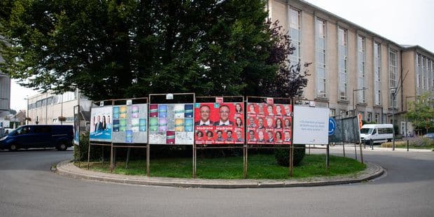 Elections communales : 146 listes déposées en Région bruxelloise - La DH