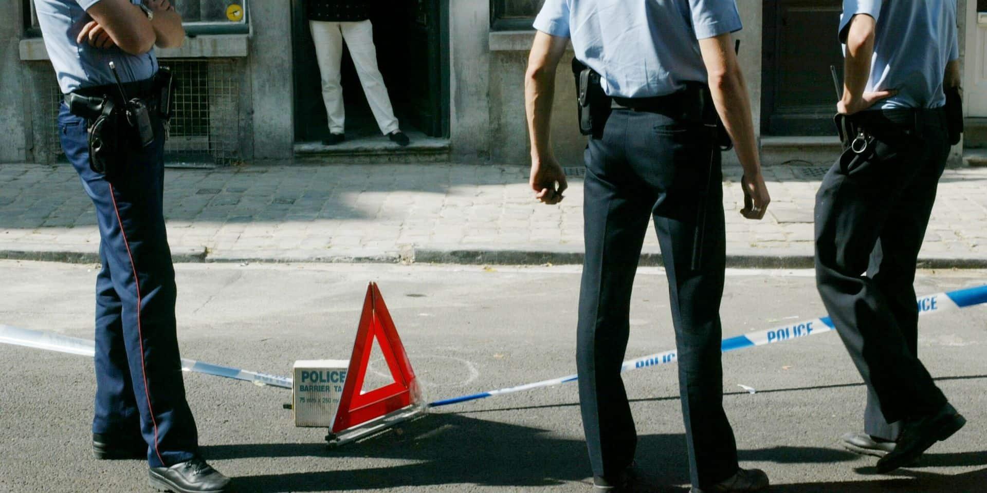 Ans : accident mortel, rue des Français
