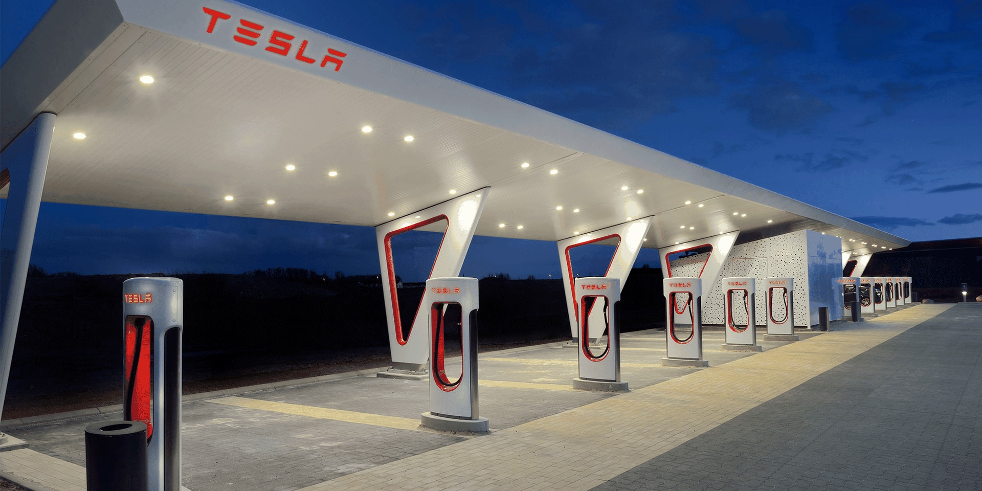 Tesla franchit la barre des 6.000 Supercharger en Europe !
