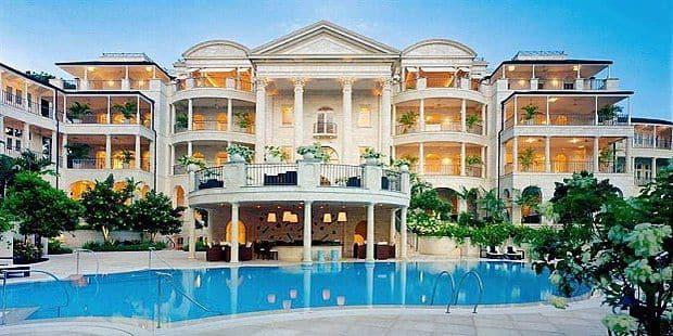 La villa de Rihanna… en location!
