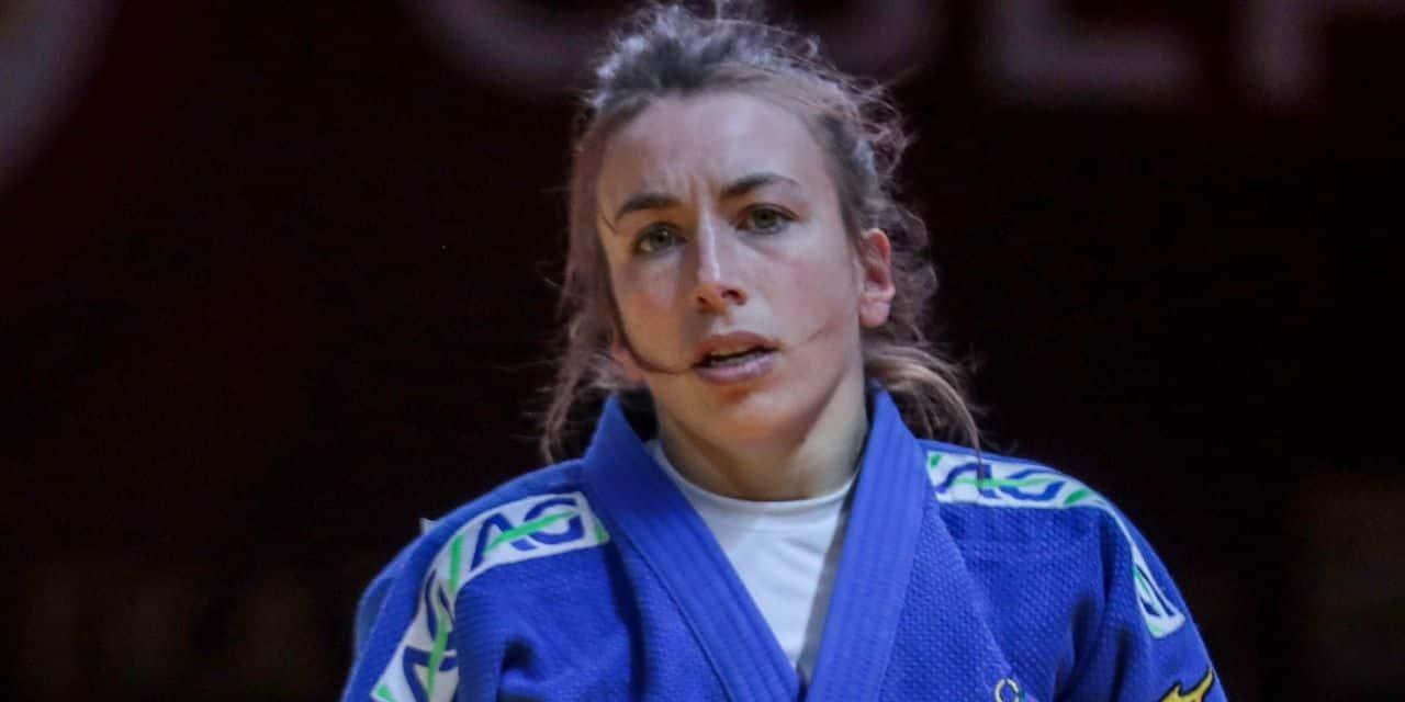 Judo : Rupture de ligament pour Charline Van Snick ! - dh.be