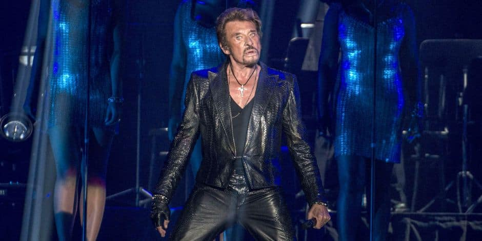Johnny Hallyday : son album posthume sortira le 19 octobre