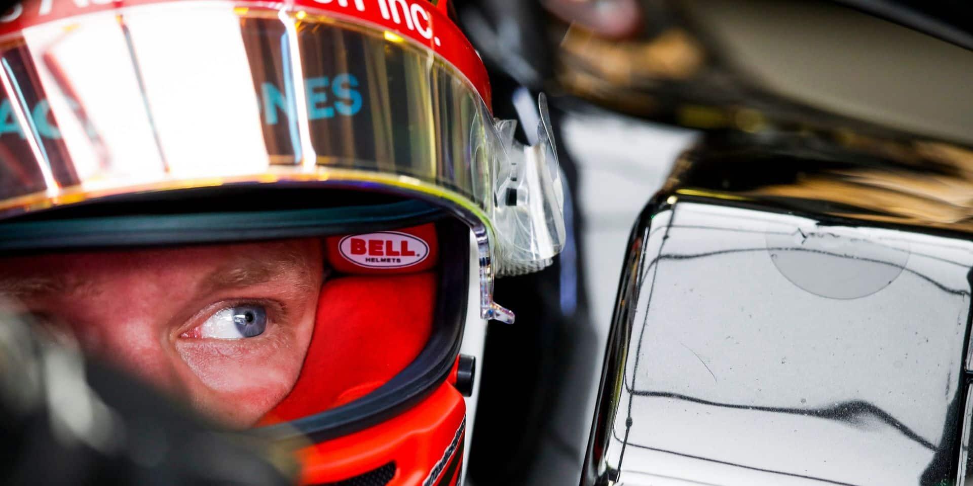 F1: Haas poursuit une 5e année avec Grosjean et Magnussen!