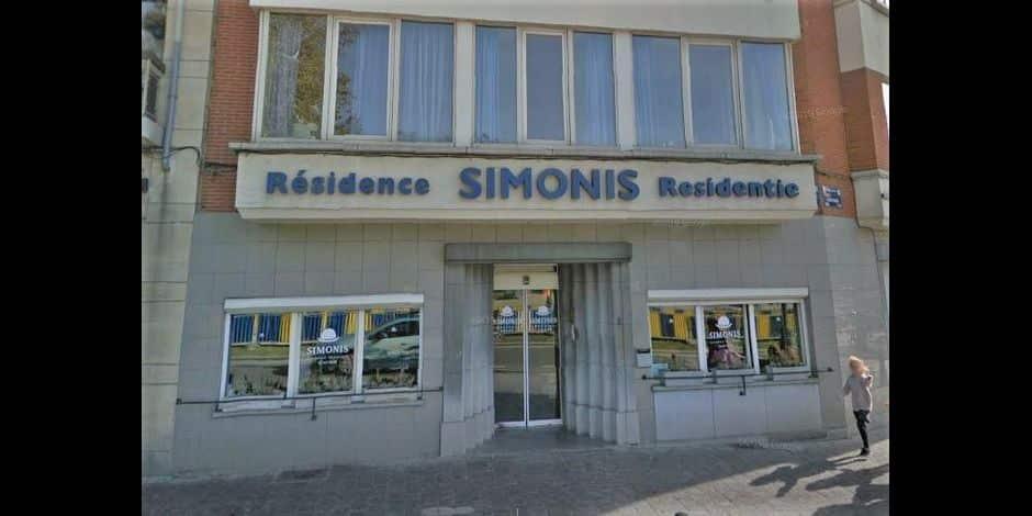 Grève dans les maisons de repos Simonis et Wiart
