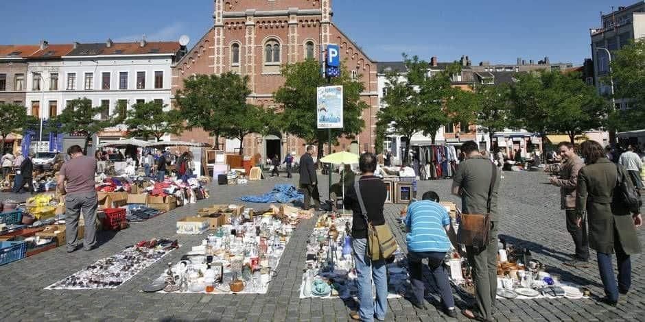 Bruxelles-Ville : la police démantèle un trafic d'objets volés dans les Marolles