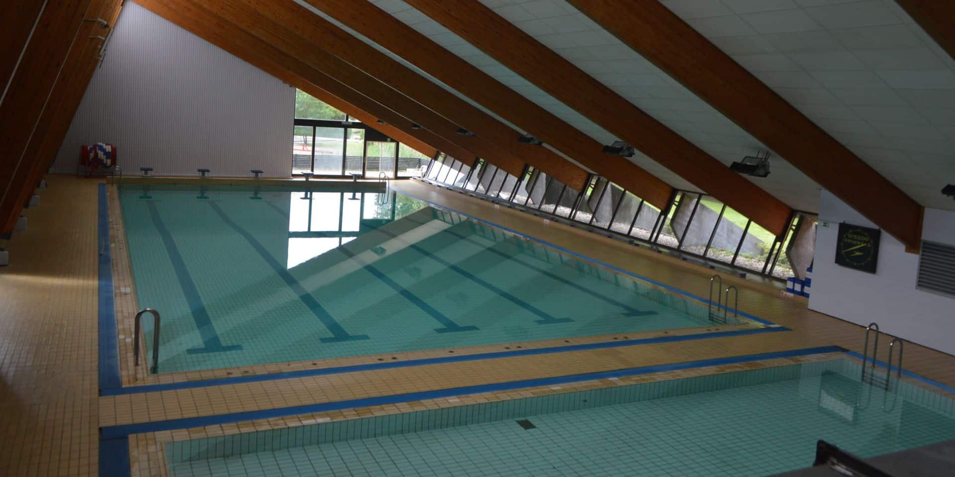 Bernissart : le bassin de natation rouvre ses portes !