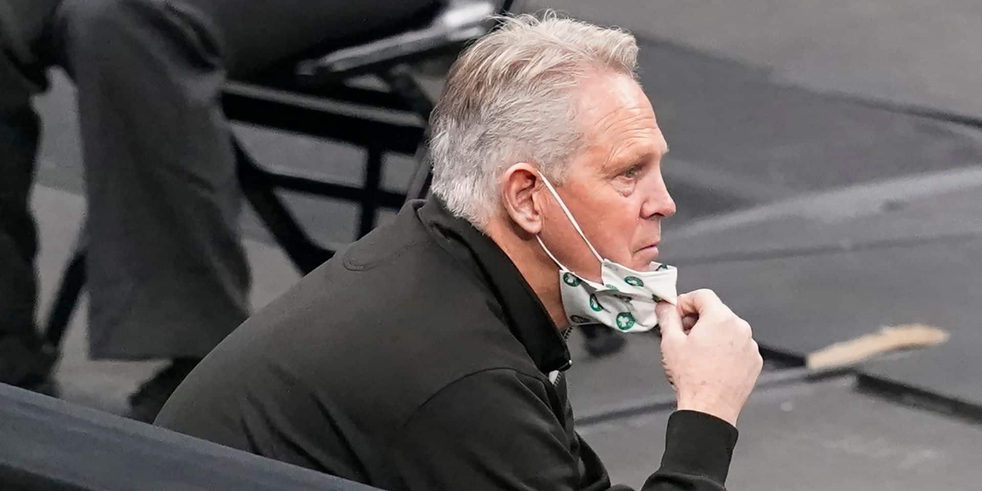 Brad Stevens passe d'entraîneur à président des Celtics