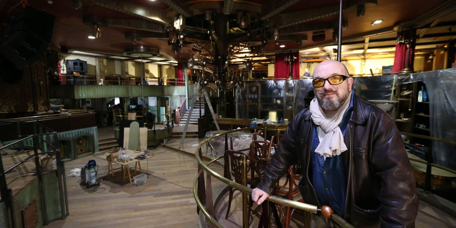Doktor Jack: 600 000 € pour la rénovation. Le 28 mars, le Doktor Jack naîtra des cendres du b-Club à Braine-l'Alleud. Nouvelle boîte de nuit, nouveau concept. Marc Susini lève un coin du voile…