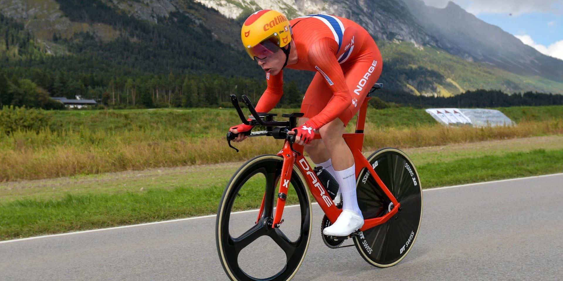 En Norvège, une course secrète remportée par Leknessund devant Tobias Foss, Boasson Hagen 6e